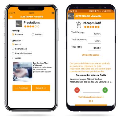 alterpark mobile app